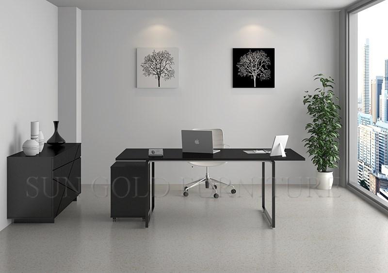 Minimalismo moderna bianca patinata ad alta scrivania( sz- od168 ...