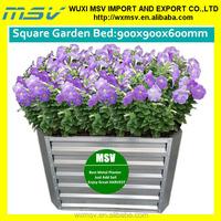 Herb Container Garden Idea