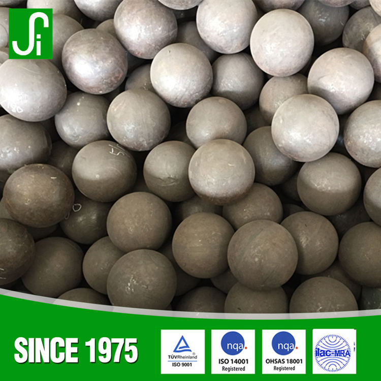 Shandong Iraeta B2/B3/BU/ forged spheric grinding media balls for ball mill