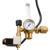 Hydroponics Electrical Meter Attached Carbon Dioxide CO2 Regulator