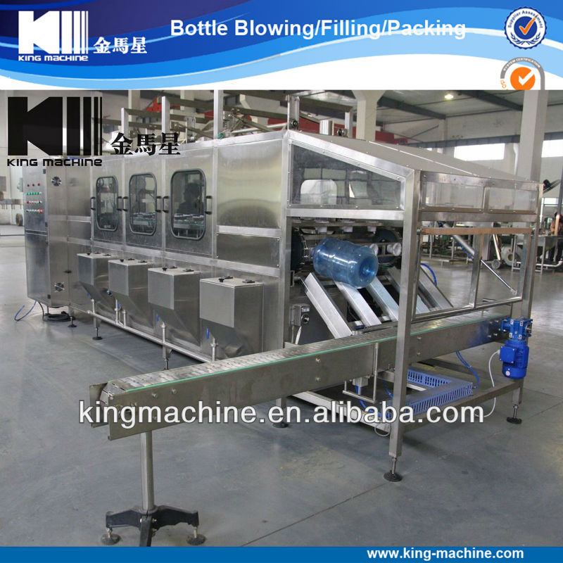 Automatic 20 Liter Bottled Water Filling Machine