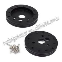 "NiceCNC Custom Billet Car 0.5"" Hub for 5& 6 Hole Steering Wheel to Grant 3 Hole Adapter Boss 1/2"""
