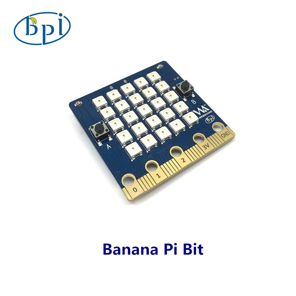 Banana pi bit provides a wide range of onboard resources, supports  photosensitive sensor, View Banana pi , Banana Pi Product Details from  Shenzhen