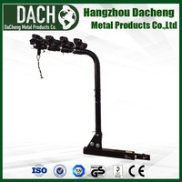 Hanging Hitch bicycle carrying rack