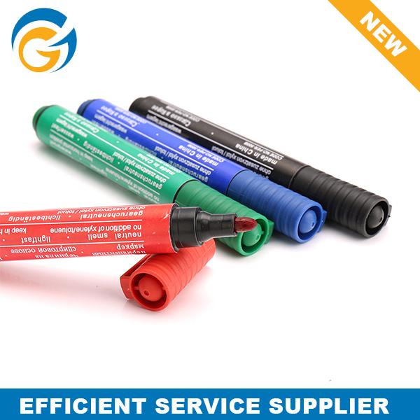 Customized Non-toxic Sharpie Permanent Marker Pen 4 Color