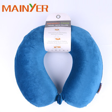 U-shape Memory Foam Travel Pillow ,Memory foam Neck Cushion