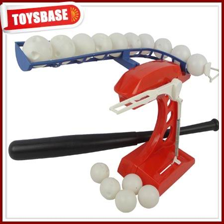 Baseball tee ball set