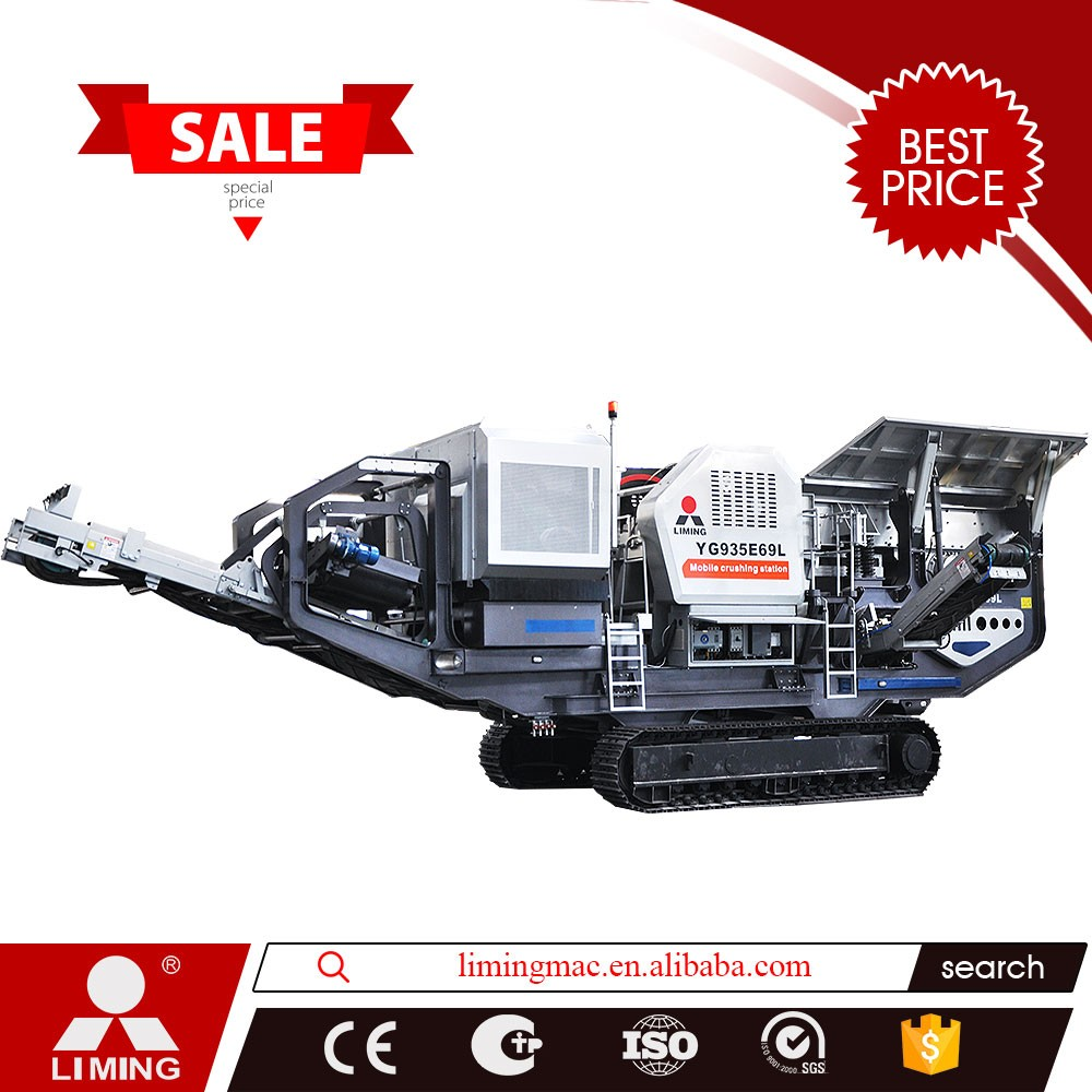 New improved industrial where to buy mobile crusher in indonesia
