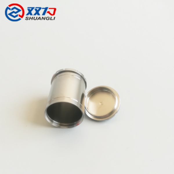 Titanium Irregular Parts Titanium CNC Parts