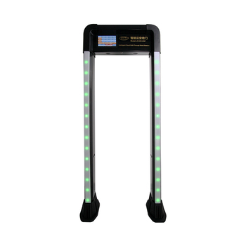 LED Digital Wifi Connection 10.1 inches HD touch screen Touch Screen Door Frame Walk Through Metal Detector