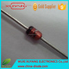 HIGH EFFICIENCY 2 WATT ZENER DIODE BZX2C6V8