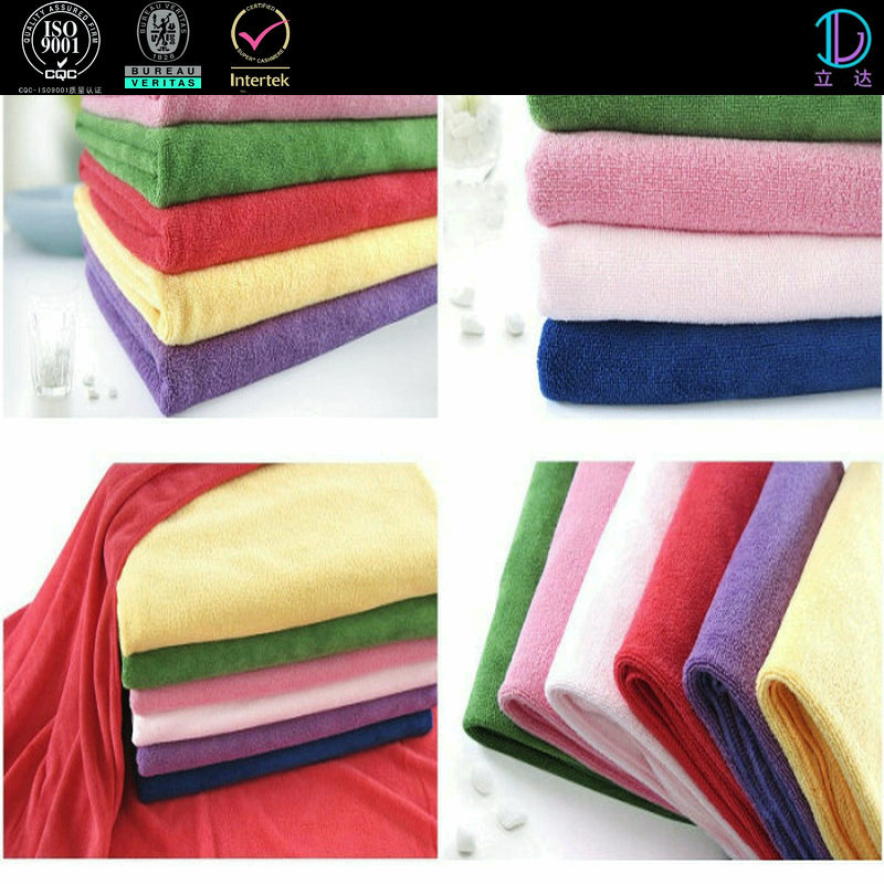 Microfiber Towel Used For Hotel,Kitchen,Home,Car Cleaning