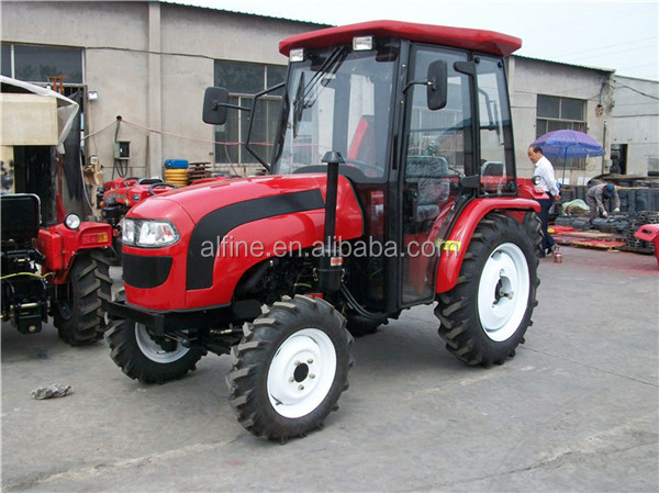 Made in China factory supply 25hp 30hp 35hp 40hp tractor machine