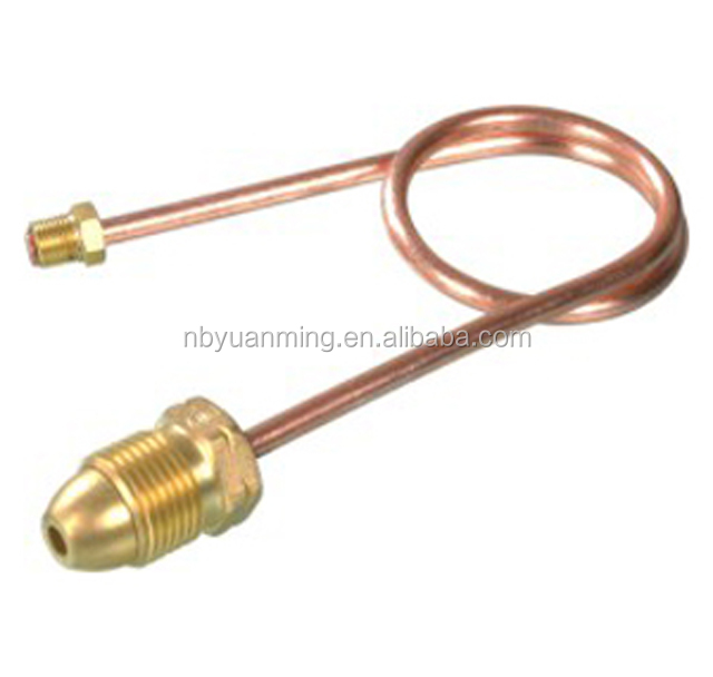 Gas pig tail industrial brass pipe fittings buy