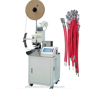 Fully Automatic Wire Harness Cutting Stripping Crimping Machine on wire connector, wire leads, wire nut, wire ball, wire cap, wire sleeve, wire holder, wire clothing, wire antenna, wire lamp,