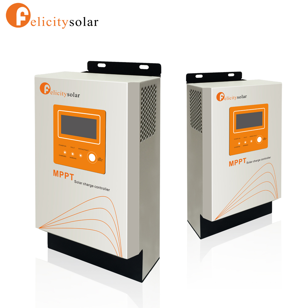 Factory Directly waterproof 60a mppt solar charge controller from china