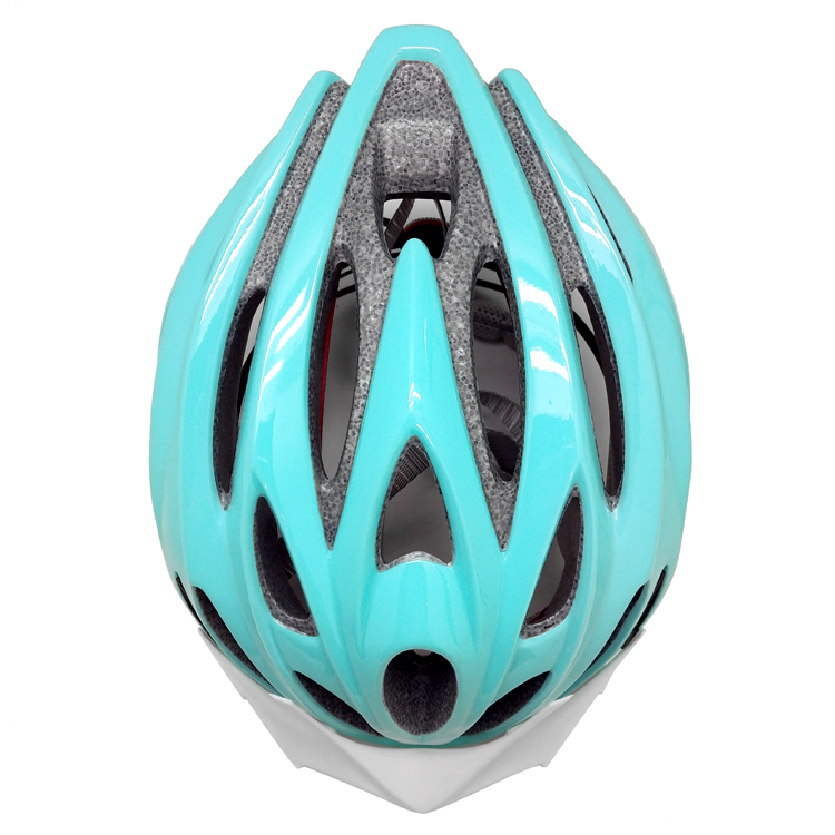 High quality ce standard China new design safety road bike helmet 7