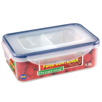 830ml Storage Food Container With Universal Lids Reusable Plastic
