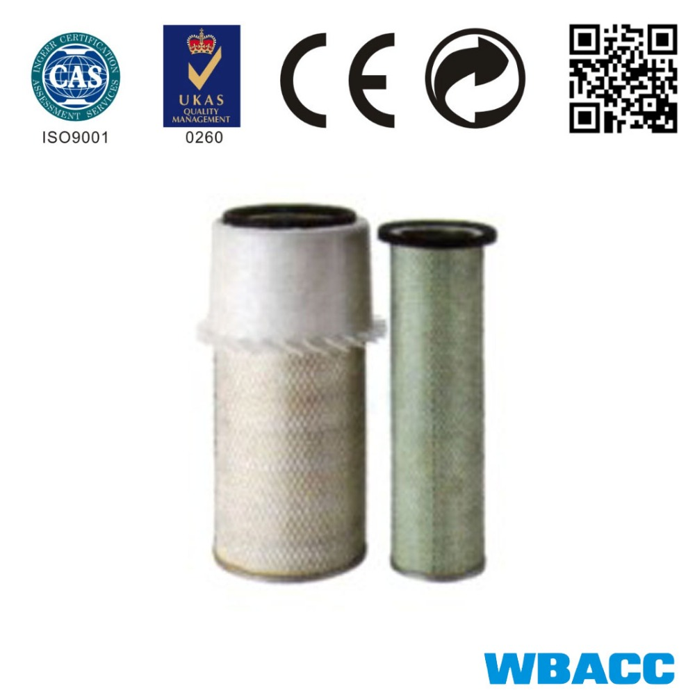 Wbacc Filter Auto Engine Parts Air Filter 6131-82-7011 For Komatsu - Buy  Auto Parts 613 182 701 1,Engine Parts Af43km,Auto Engine Parts 613 182 701  1