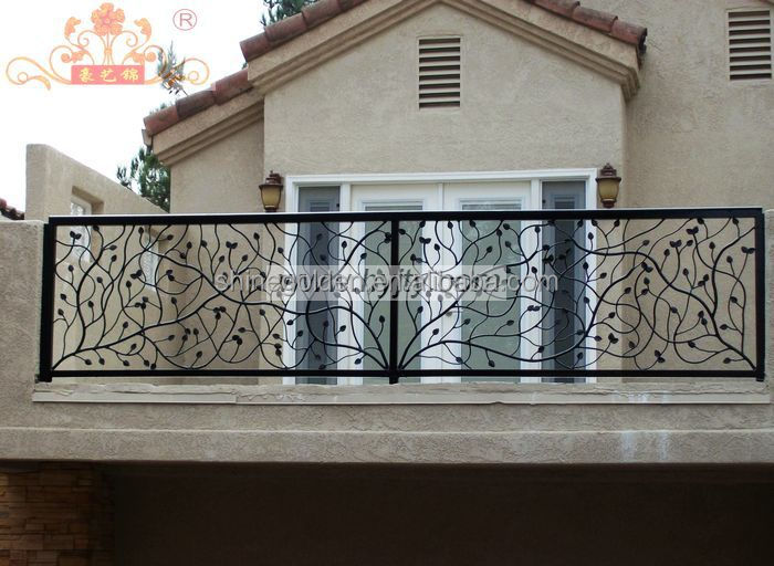 Gyd 15b042 Wrought Iron Balcony Designs For Homes Buy