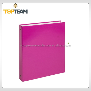 pp 3 inch a4 lever arch file 3 ring binder multiuse school supplies