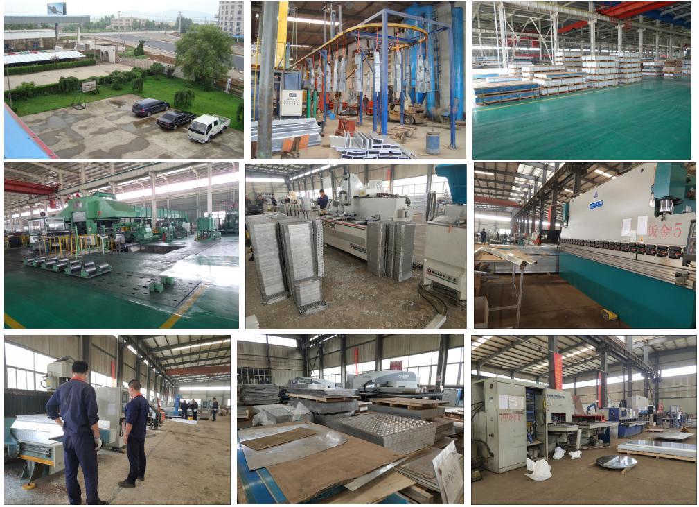 2018 venta directa de fábrica de alta calidad de aluminio paso escalera para camión/hierro escalera