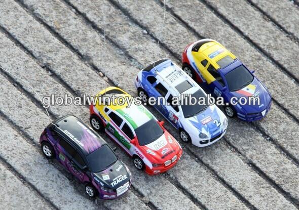 Cool Remote Control Cars: Cool !wl Toys 1:63 2015-a Coke Can Mini Rc Car Remote