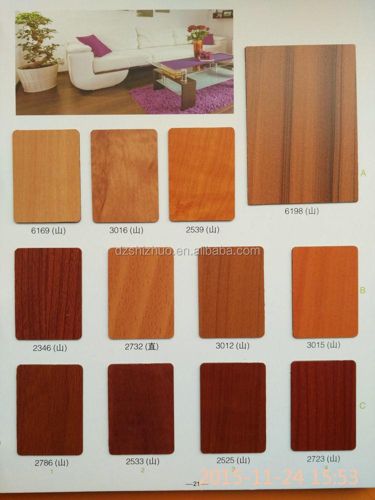 Madera formica grano paneles de pared tablero - Muebles de formica ...