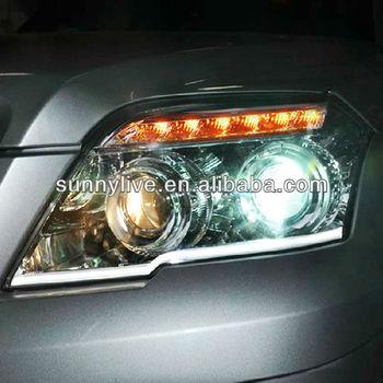 2011-2013 Year Glk280 Glk300 Glk350 Led Head Lights For Mercedes-benz - Buy  Glk300 Led Headlamp,Glk300 Led Headlight,Head Light For Glk300 Product on