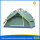 3 seasons Double layers Hiking tent /3-4 person camping quick opening tent Hydraulic automatic