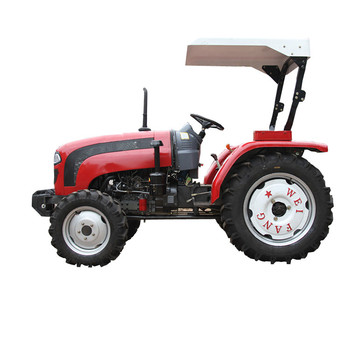 Qln Agricultural Four Wheel Farm Tractor 4 Wd 80 Hp In