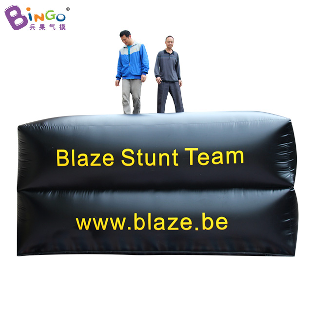 Material big inflatable Fire air bag high Jump rescue air-cushion for sale