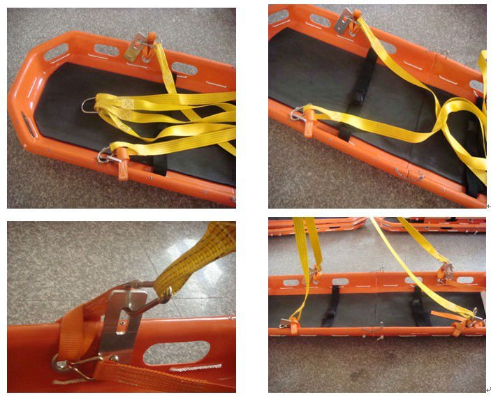 2016 New Good Choice Air Ambulance Stretcher For Patient Transfer ...