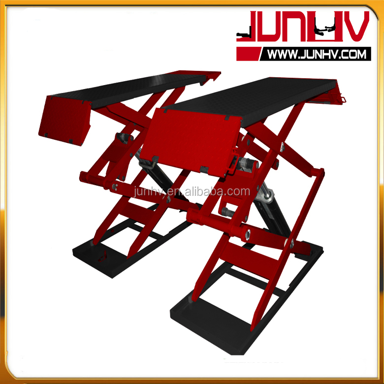 Automotive High Rise Scissor Automotive Auto Car Lift