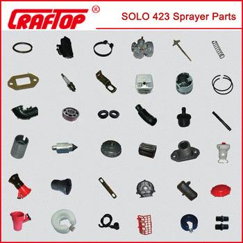 Agricultural Power Sprayer Solo Port 423 Sprayer Spare Parts