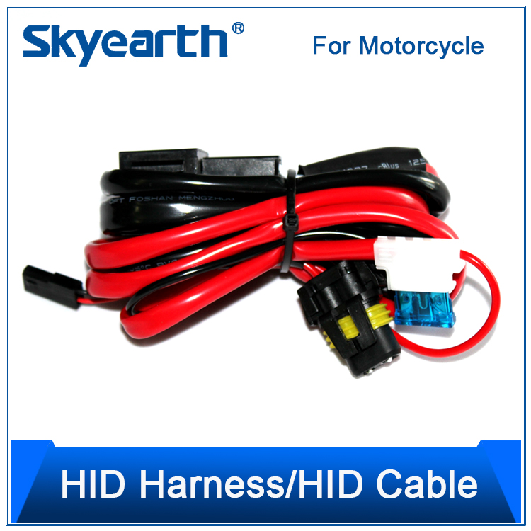 10w motorcycle led lighting headlights wiring harness 2015. Black Bedroom Furniture Sets. Home Design Ideas