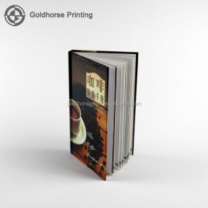 Excellent Quality Coffee Book For Adult/Hardcover Story Book with Glossy Finish/Coffee Table Book Printing with Colorful Print