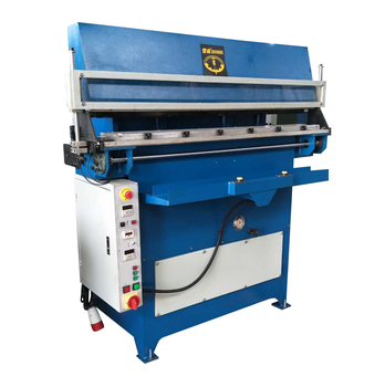ZC801 automatic embossing machine for leather belt