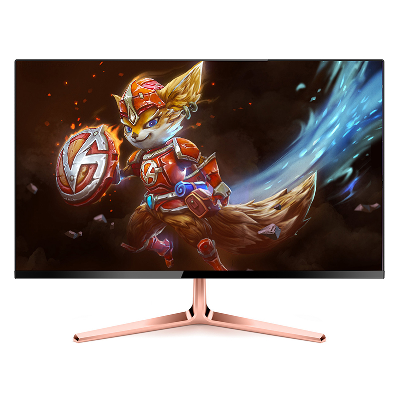 Custom internet bar use led panel 2k monitor 144hz monitor gaming