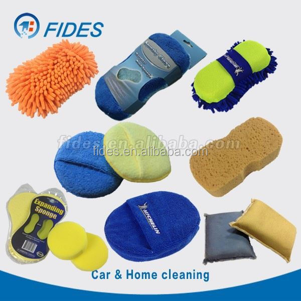 best quality custom suede sponge for bathroom care