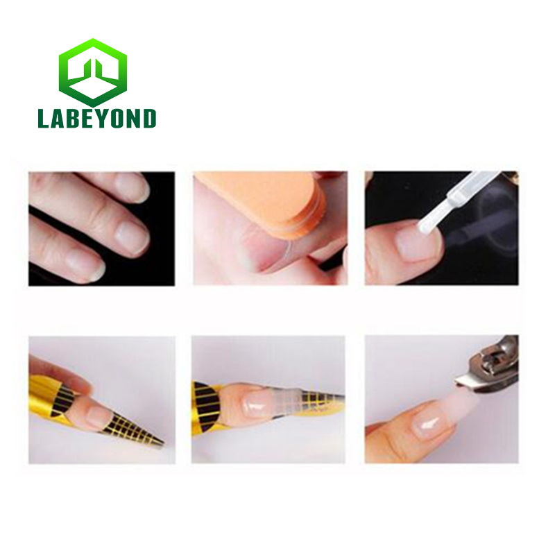 2017 Newest Easy Soak off UV Led Builder nail Gel, Nail Extension Gel