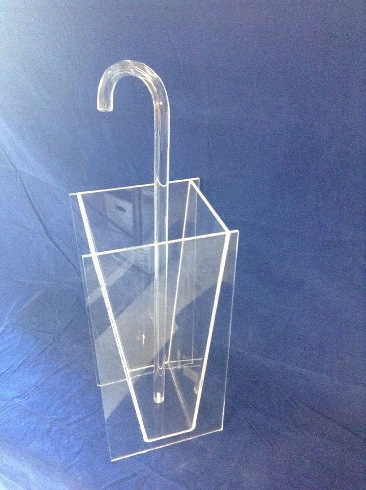 Factory custom New Products Acrylic umbrella stand holder