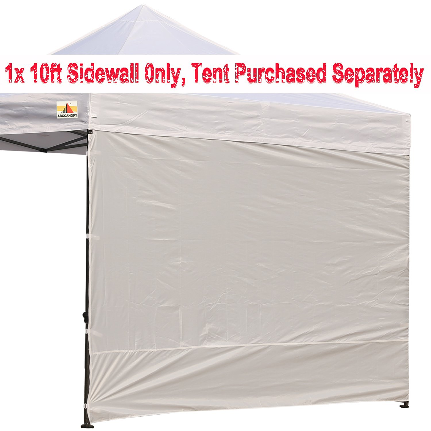 Buy Abccanopy Tent Sidewalls Canopy Sunwall For Ez 10u0026#39; x 10u0026#39; Instant Pop Up Canopy Tent Gazebo - Gazebo Not IncludedWhite in Cheap Price on ...  sc 1 st  Alibaba : canopy tent with sidewalls - afamca.org