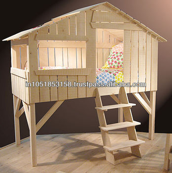Tree House Bed Kids