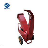 Forest farm wood logs shredder branches chipper machine for sale