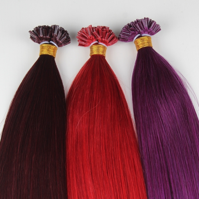 China Nail Tip Hair Extensions Curly Wholesale Alibaba