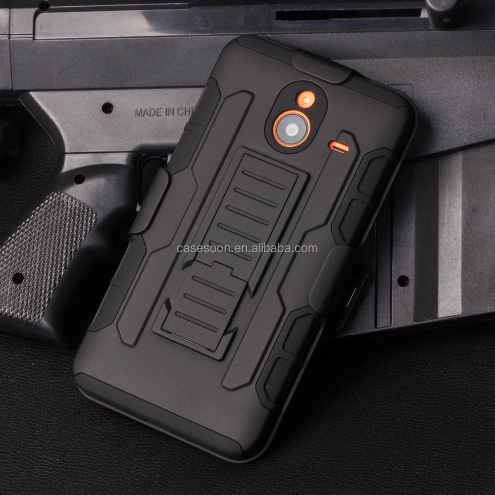 quality design 7061c a5b80 2015 Best Selling Mobile Phone Case Armor Impact Holster Belt Case For  Microsoft Lumia 640 640 Xl,Phone Case For Lumia 640 Xl - Buy Cover Case For  ...