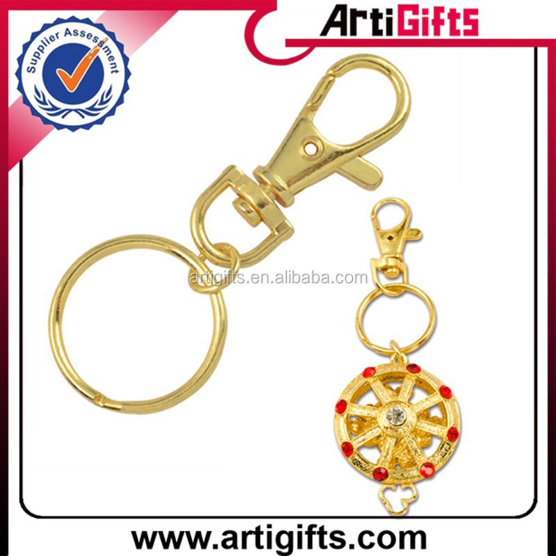 Promotional key ring swivel hooks