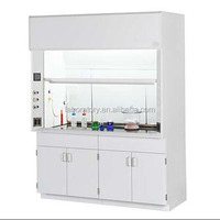 Class I biosafety cabinet, benchtop fume hood
