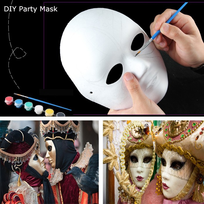 Cool Art Mask Designs